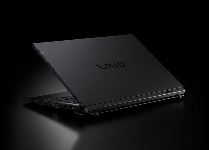 VAIO A12 ALL BLACK EDITION